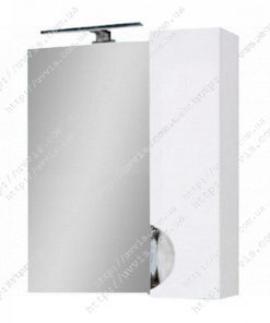 Зеркало в ванную Оскар Z-1 70 Р (с подсветкой)