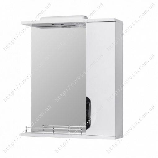 Зеркало в ванную Грация 50 (с подсветкой) купить
