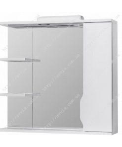 Зеркало в ванную Висла 2 75 (с подсветкой) купить